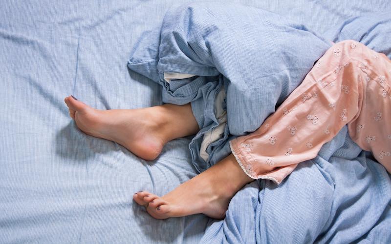 Трясет во время сна