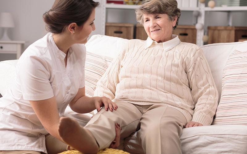 Сводит ноги по ночам у пожилых людей