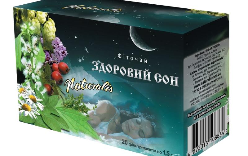 Чай для хорошего сна