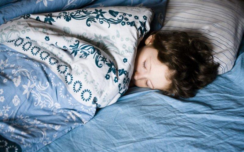 Долгий сон у подростка
