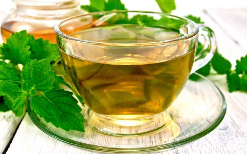Травы для сна чай из мяты