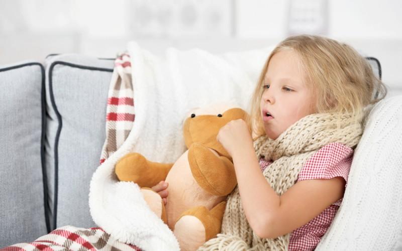 Ребёнок кашляет во время сна противопоказания
