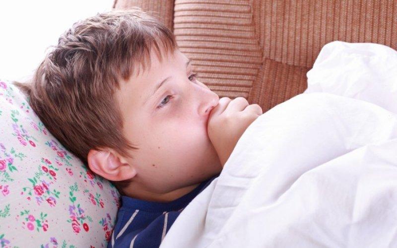 Ребёнок кашляет во время сна как помочь