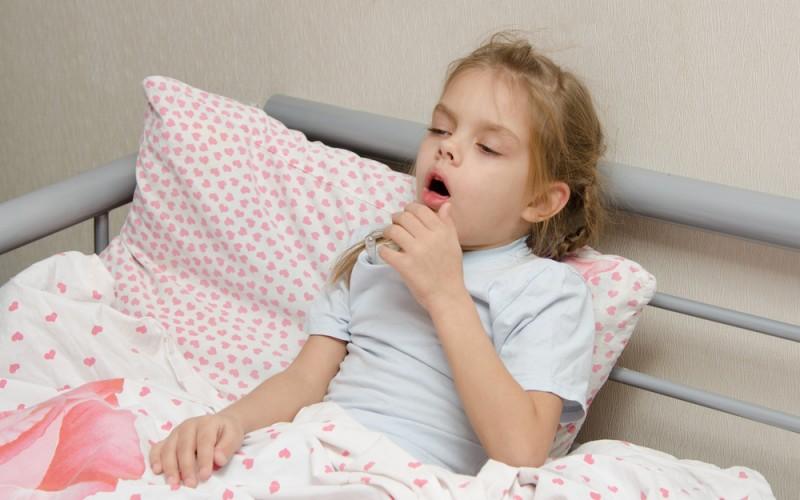 Ребёнок кашляет во время сна виды кашля