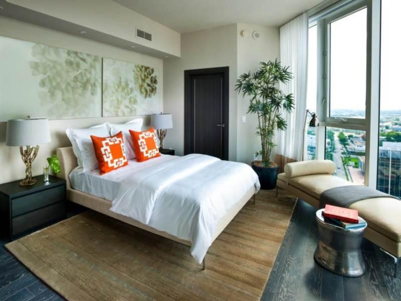 Спальня по фен шуй фото примеры